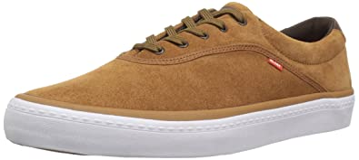 Globe Men's Sprout Skate Shoe, Dark Caramel/White, ...