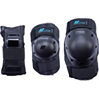 K2 Prime Pad Set W-Black-Blue-M - Patines en