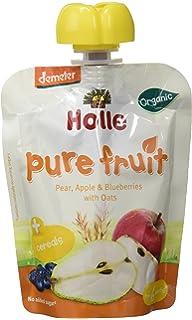 Holle Smoothie Manzana, Melocotón con Frutas del Bosque (+8 ...