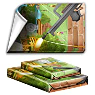 Fortress/Battle Gamer Birthday Party Holiday Wrapping Paper Gift Wrap Premium Quality Paper
