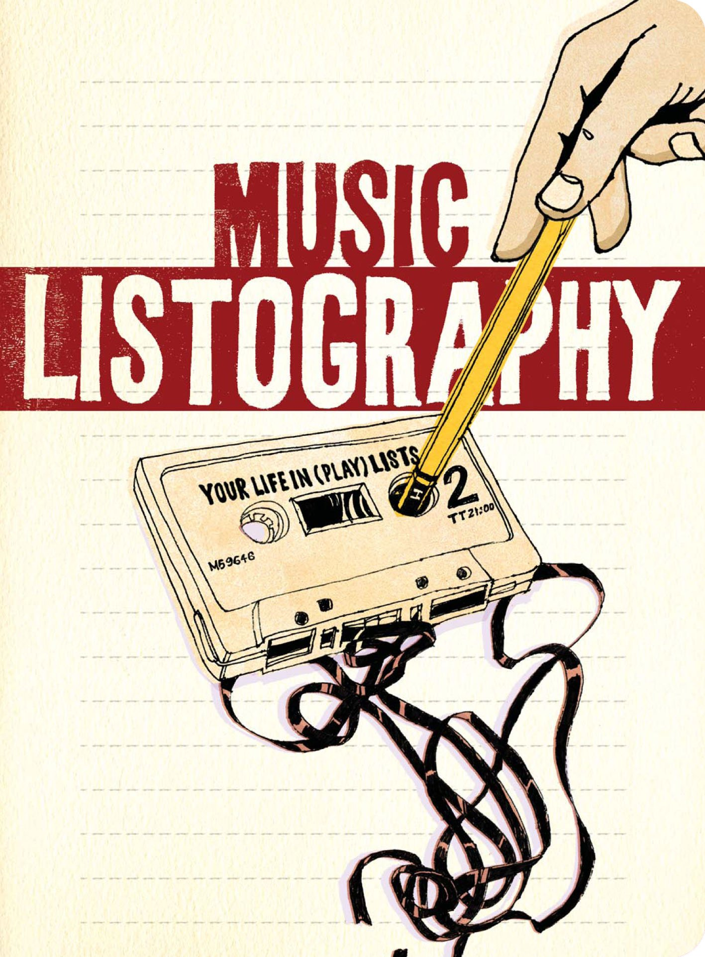 Download Music Listography Journal pdf