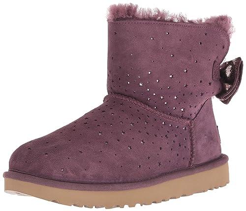 c964883b0e1 UGG Women's W Stargirl Bow Mini Fashion Boot