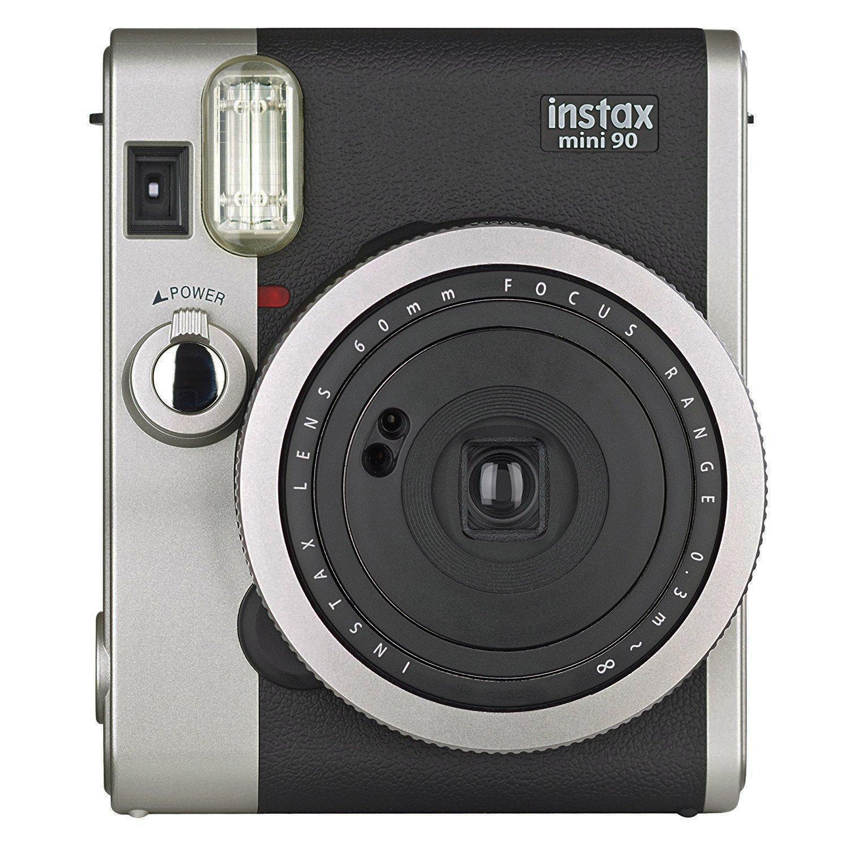 Fujifilm Instax Mini 90 Neo Classic Instant Film Camera by Fujifilm