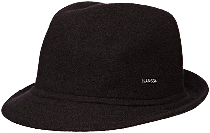 Kangol Wool Arnold Trilby Hat  Amazon.co.uk  Clothing 5bd2f98c9ed