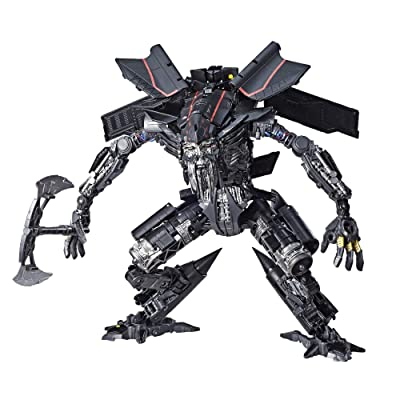 Transformers Toys Studio Series 35 Leader Class Revenge of The Fallen Movie Jetfire Action Figure - Kids Ages 8 and Up, 8.5-inch: Toys & Games