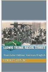 Rascal Stories: bilingual German-English Kindle Edition