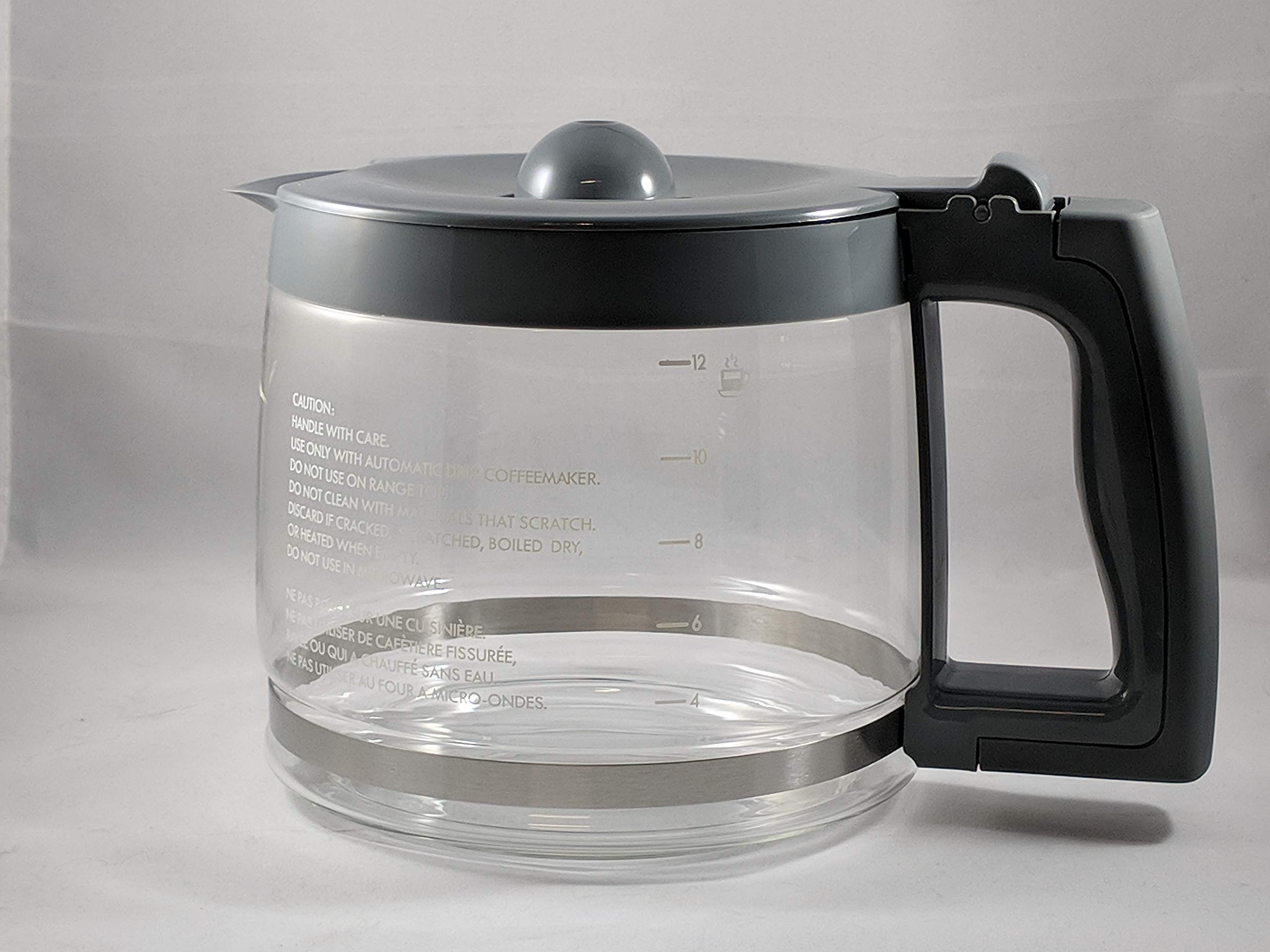 Compatible with Kenmore 100.40706310 Coffee Maker Carafe by Compatible with Kenmore