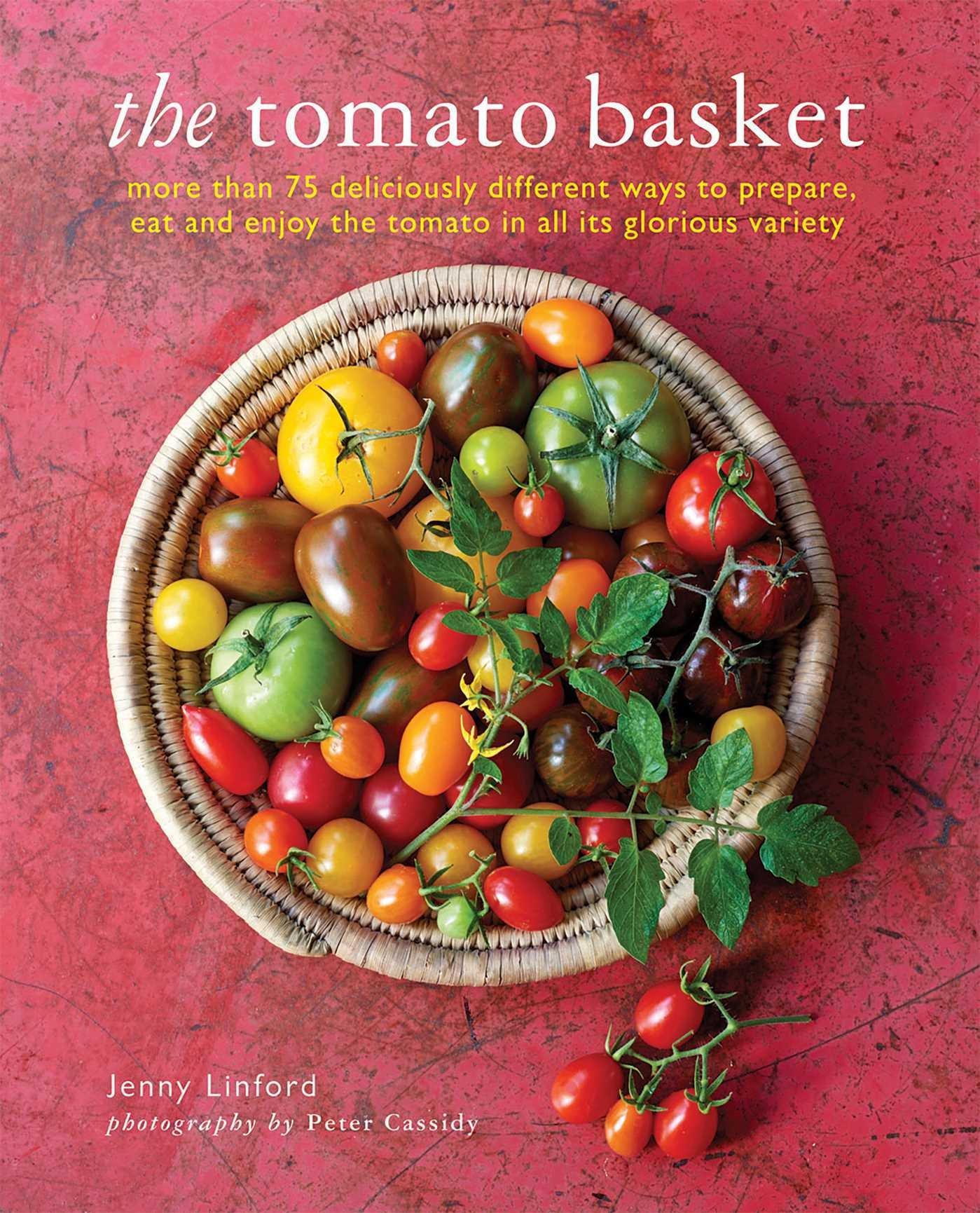 Tomato Basket Jenny Linford product image