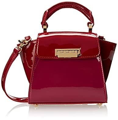 Amazon.com  ZAC Zac Posen Eartha Mini Top Handle Bag 699ea1c93ce08