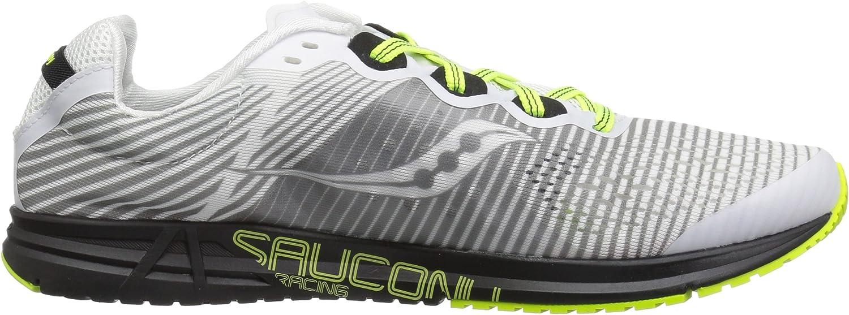 Saucony Type A8 Chaussure De Course à Pied Black White