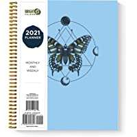 Bright Day Calendars 2021 Large Annual Planner by Bright Day, Yearly Monthly Weekly Daily Spiral Bound Dated Agenda…