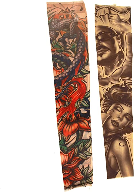 manga de tatuaje: Amazon.es: Hogar