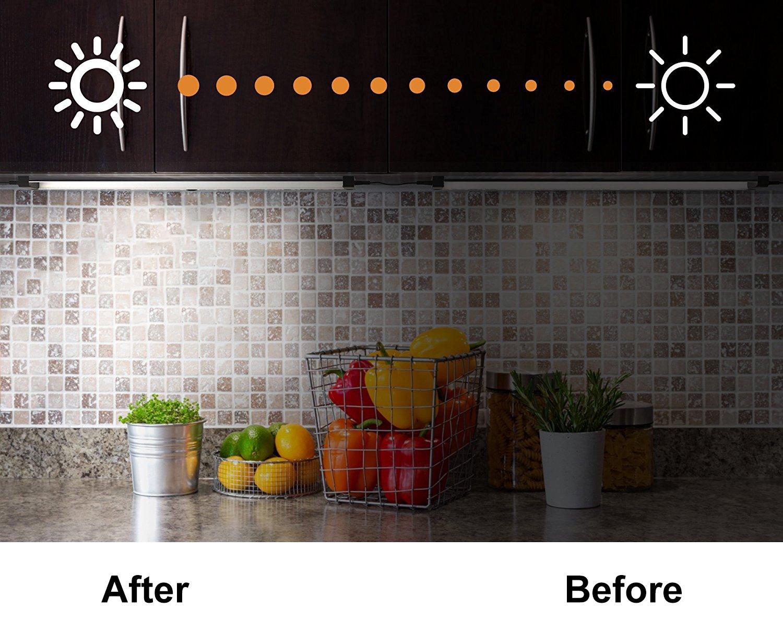 TYGREEN LED Unterbauleuchte Schrankleuchte LED Schrankbeleuchtung ...