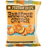 NutriWise - BBQ Crunch Chips | Healthy Delicious Potato Crisps | High Protein, Low Calorie, Low Cholesterol, High Fiber…