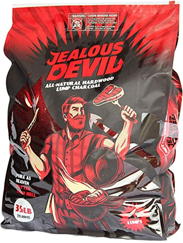 Jealous Devil All Natural Hardwood Lump Coal