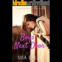 Boys Next Door: A Contemporary Reverse Harem Romance (Boys Next Door, Book 1)