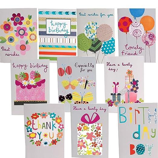 homiki cumpleaños tarjetas de V & # x153; UX 10 diseños ...