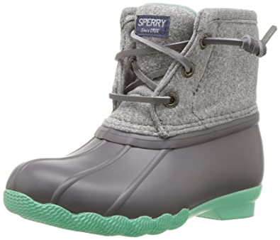 8f423461d5 Sperry Saltwater Snow Boot (Toddler Little Kid Big Kid)  Amazon.co ...