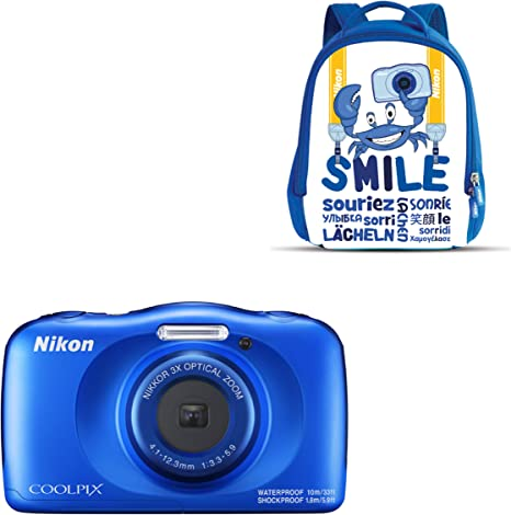 Nikon COOLPIX W150 Kit Cámara compacta 13,2 MP CMOS 4160 x 3120 ...