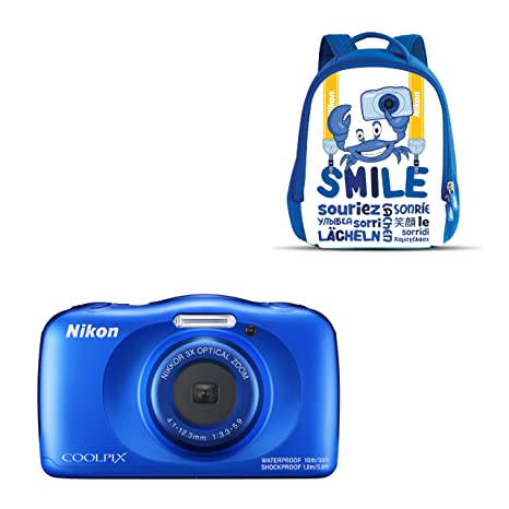 Nikon COOLPIX W150 Kit Cámara compacta 13,2 MP CMOS 4160 x 3120 ...