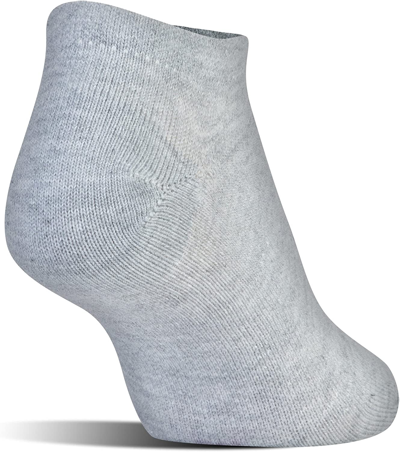 Under Armour Womens Ua Solid No Show Socks Pack of 6