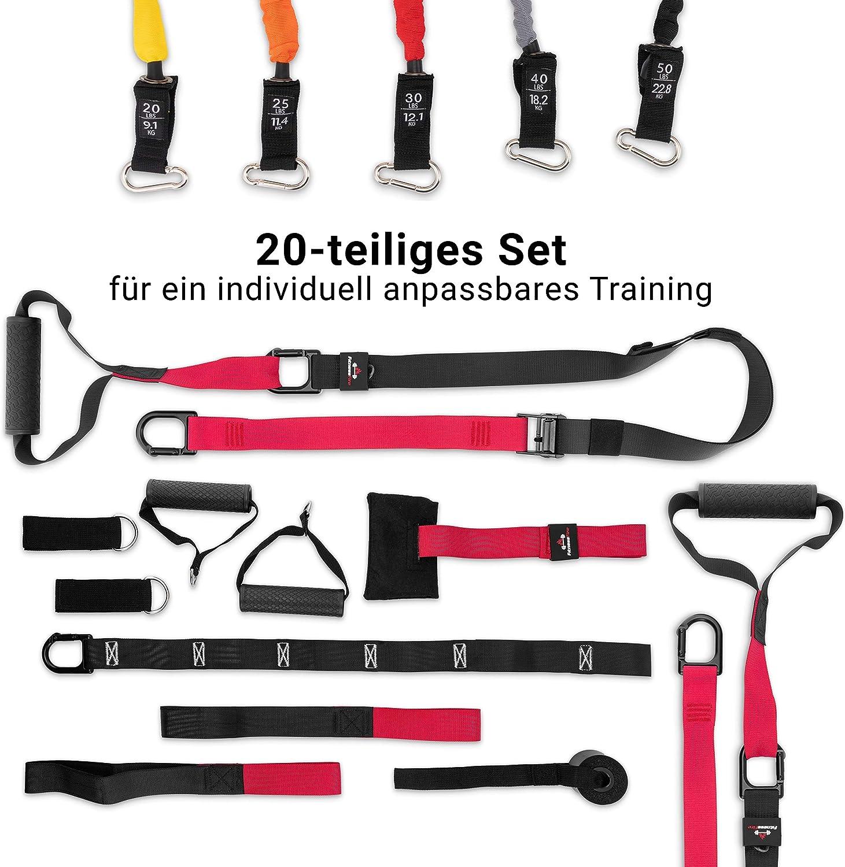 Türanker Befestigung B0 Widerstandsbänder Matata Sports – Sling Trainer