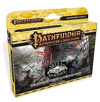 Pathfinder Adventure Card Game: Skull & Shackles Adventure ...