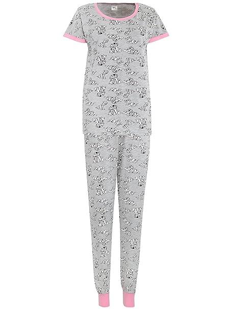 Disney 101 Dálmatas - Pijama para mujer - 101 Dalmatians - X-Small