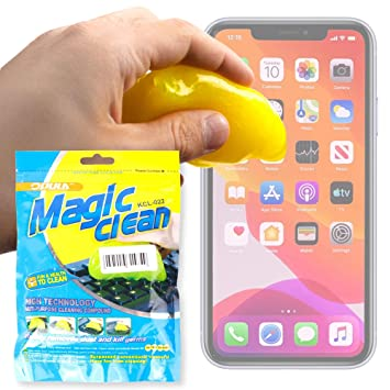 DURAGADGET Potente Gel Limpiador Compatible con Smartphone Apple ...