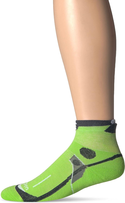 Lorpen mens T3 Ultra Trail Running Padded Socks