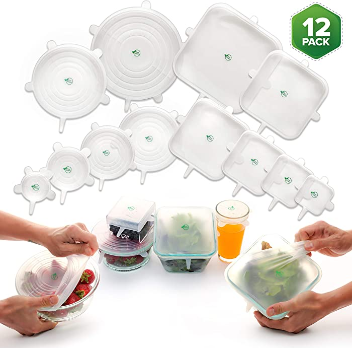 The Best Plastic Food Containers White Lids