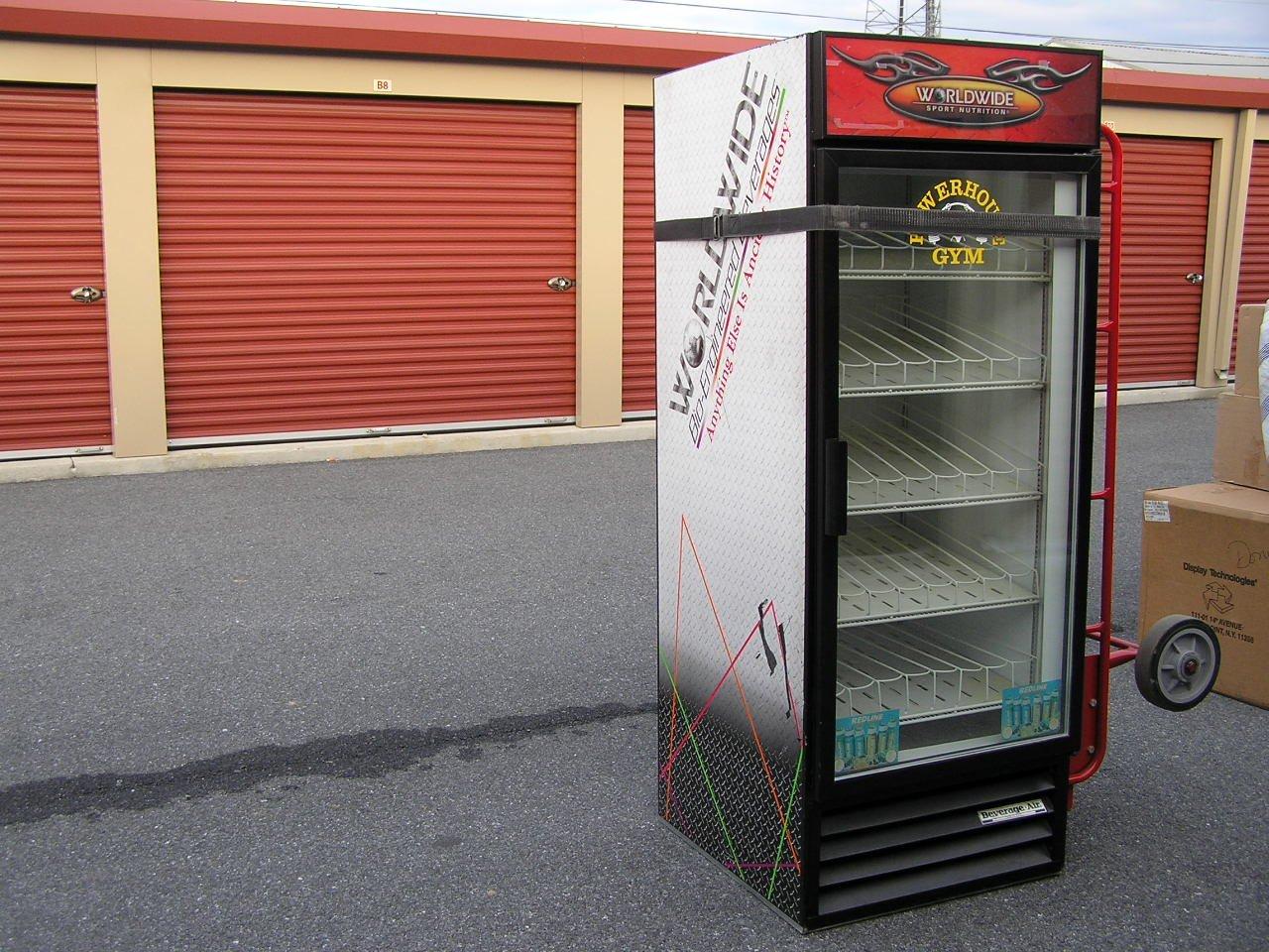 True, Beverage AIR & FOGEL (100) Commercial Cooler/Freezer Shelf Clips - NSF /! by Snack Attack Vending (Image #4)