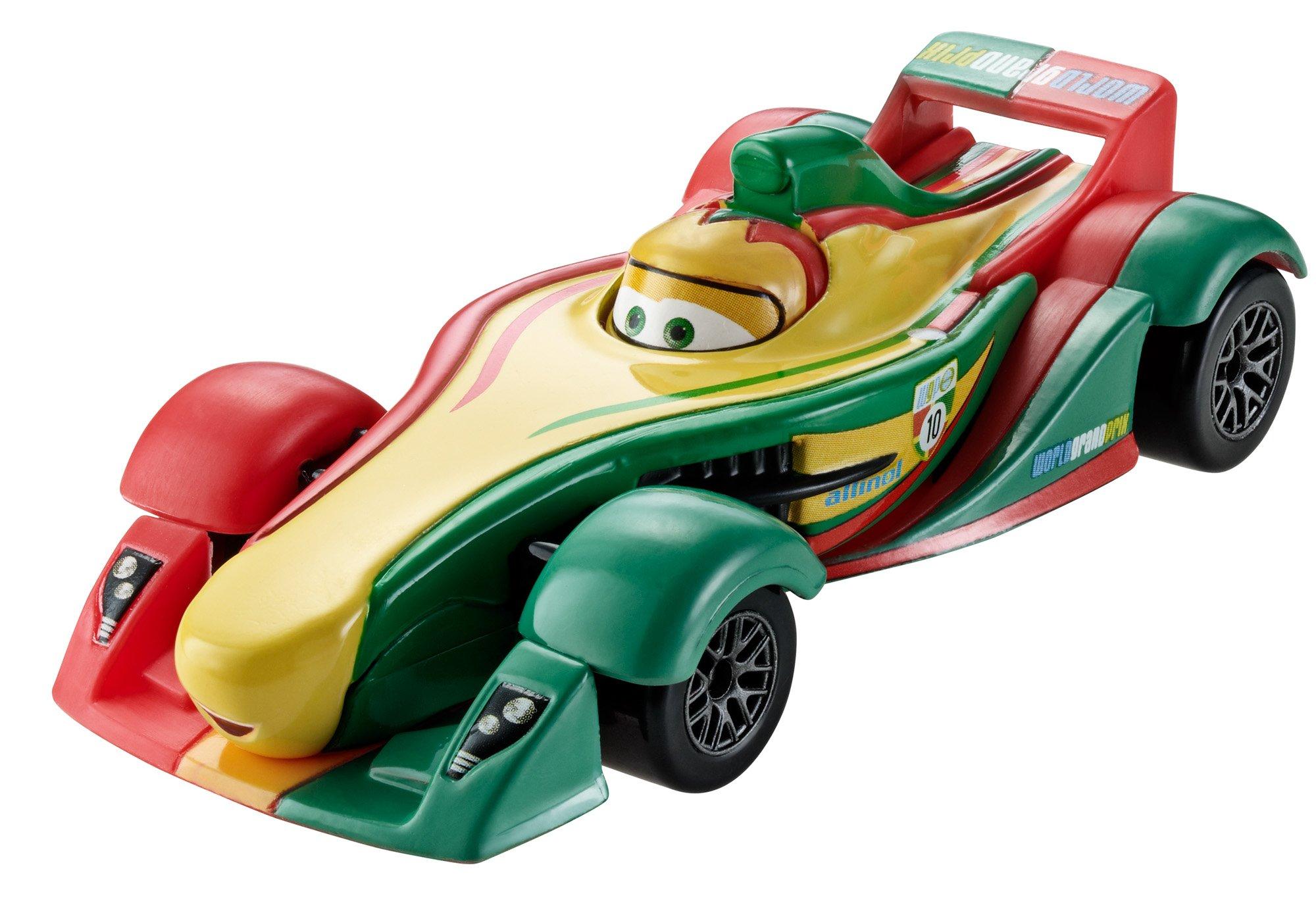 Disney/Pixar Cars Diecast Rip Clutchgoneski Vehicle