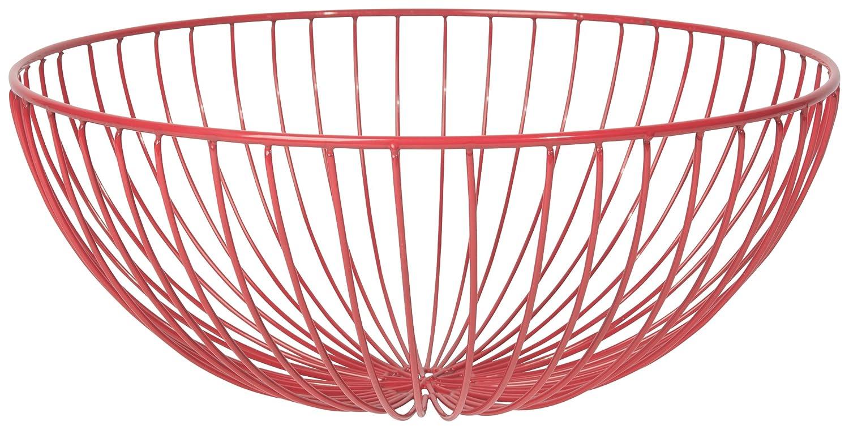 Now Designs Hemisphere Fruit Basket, Red 5050212aa