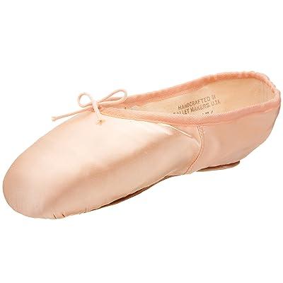Capezio Women's Contempora Pointe Shoe, European Pink, 6 D US | Ballet & Dance