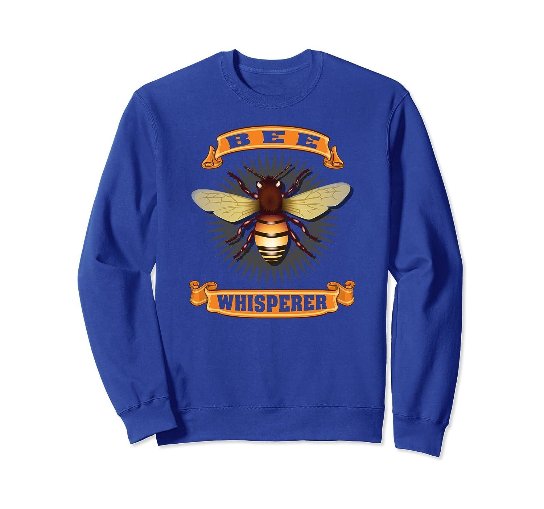 Beekeeper Sweatshirt Bee Whisperer Honey Farm Men Women Gift-ln