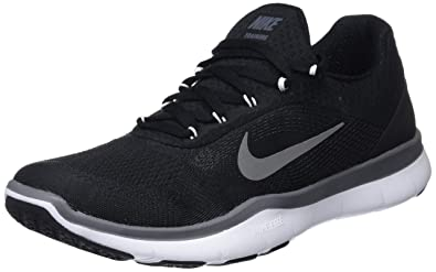 Nike Mens Free Trainer V7 Training Shoes Black White Dark Grey 898053-003  Size 13  Buy Online at Low Prices in India - Amazon.in b5d2e4825