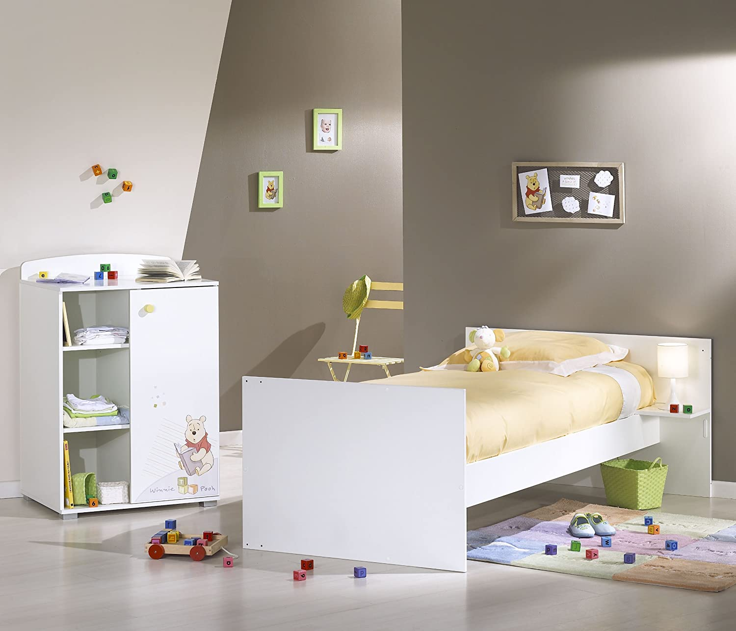 Sauthon on line Winnie DISCOVERY Lit Chambre Transformable- 120 x 60 ...