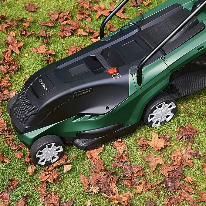 Bosch Home and Garden 06008B9000 Cortacésped Eléctrico UniversalRotak, 1300 W, verde, 450 m²: Amazon.es: Bricolaje y herramientas