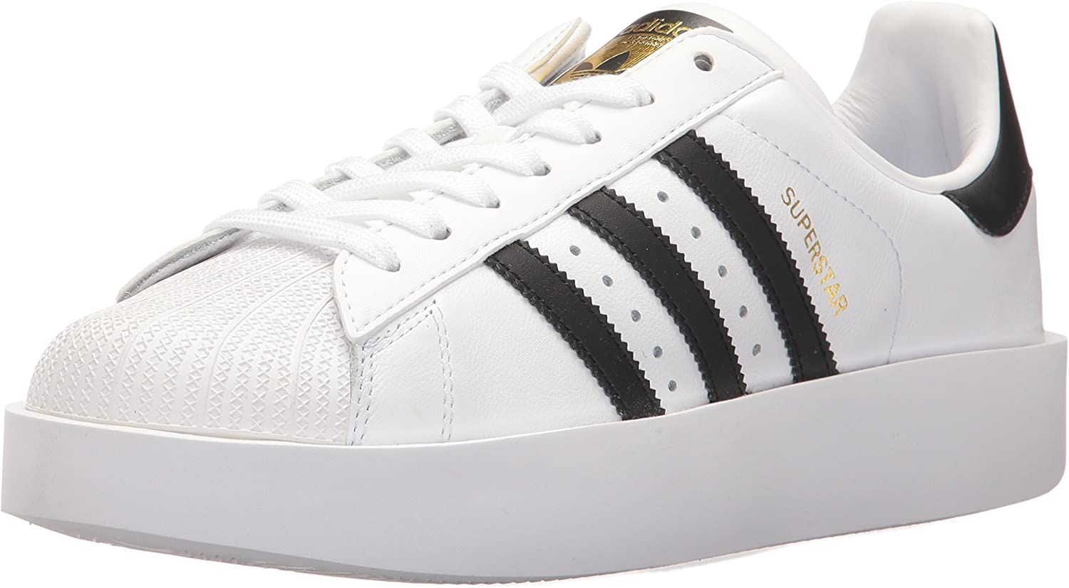 adidas Originals Women's Superstar Bold W Running Shoe
