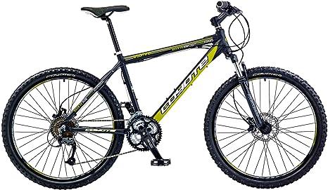 Coyote - Bicicleta de montaña enduro para hombre, color azul ...