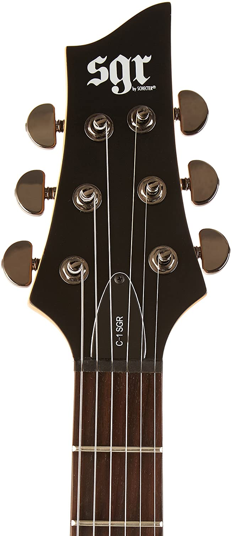 SGR by Schecter C-1 3804 Guitarra el/éctrica color electric blue