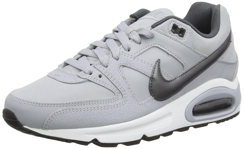 TALLA 42 EU. Nike Air Max Command Leather, Zapatillas de Running para Hombre