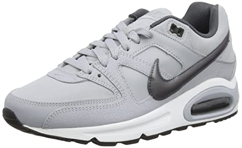 competitive price ae7ea 26bb3 Nike Air Max Command Leather, Zapatillas de Running para Hombre  Amazon.es   Zapatos y complementos