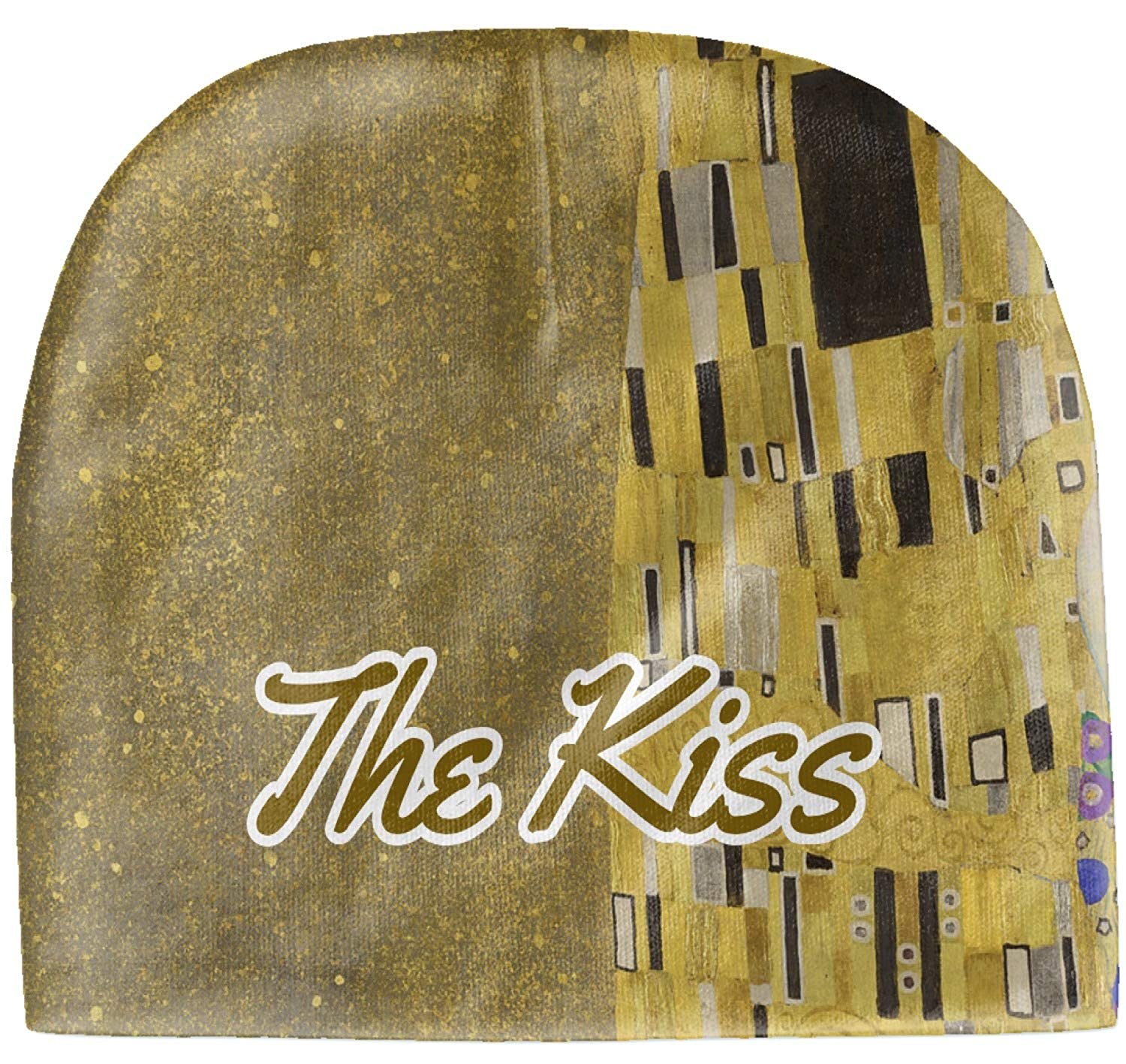 Beanie Brown The Kiss Lovers Baby Hat