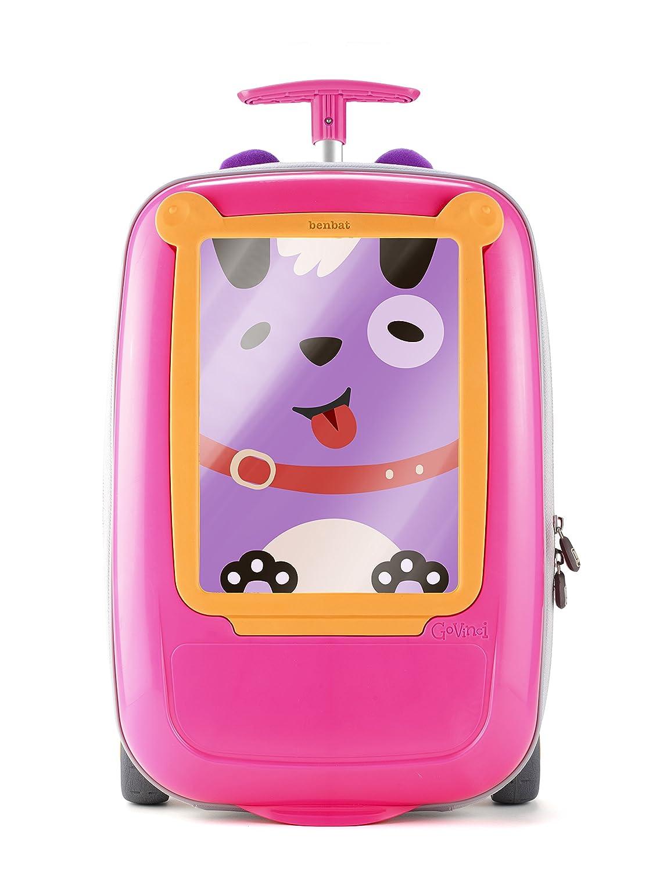 Benbat Look What I Made Govinci Trolley Frame Pink with Orange BE-GV425