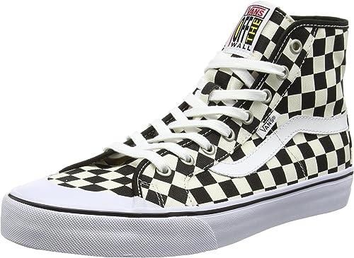 Vans Black Ball Hi SF Herren Sneaker High schwarz weiß