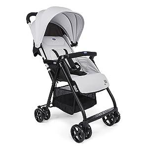 Chicco Oh La La Lightweight Stroller, Silver