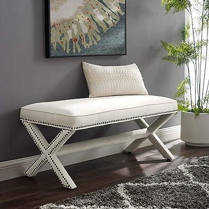 Pleasing Amazon Com Modway Eei 3067 Ivo Rivet Upholstered Velvet Creativecarmelina Interior Chair Design Creativecarmelinacom
