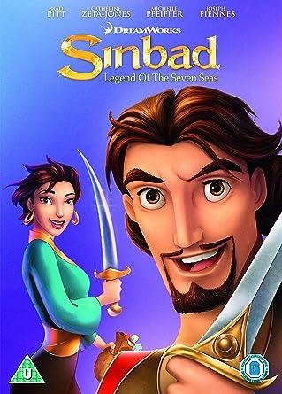 7352574e7 Amazon.com: Sinbad: Legend Of The Seven Seas (2018 Artwork Refresh ...
